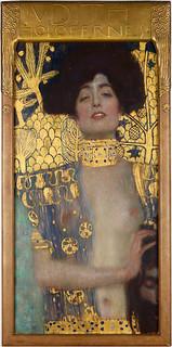 Judith und Holofernes oder Judith I. ist ein  Ölgemälde von Klimt aus dem Jahr 1901.