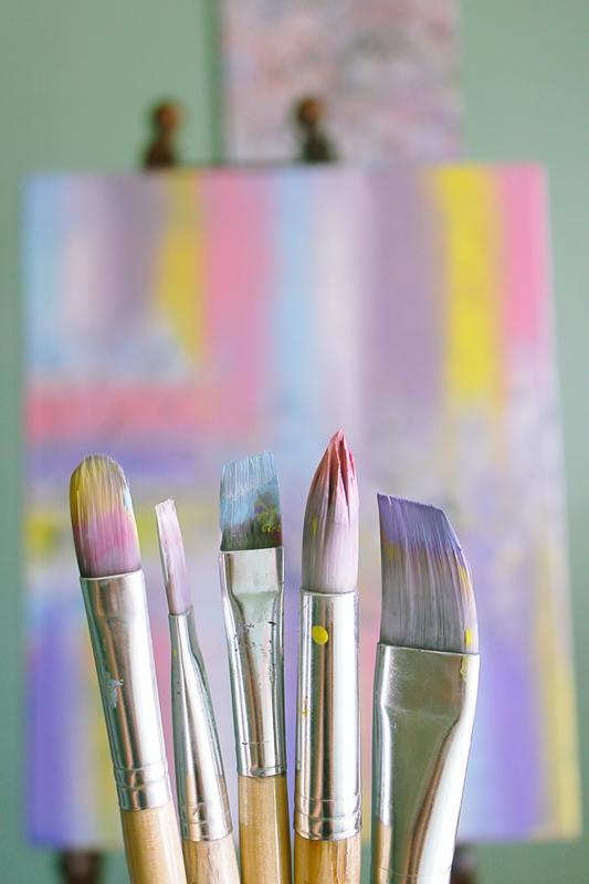 Malset für Anfänger – Acrylmalerei